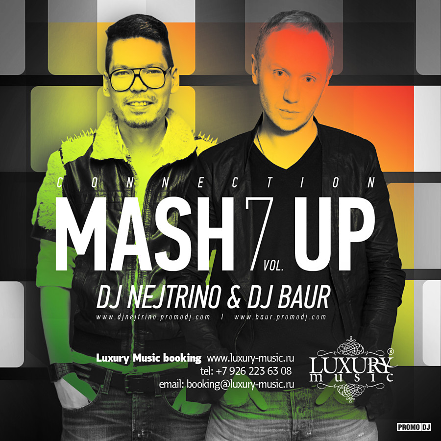 Bon Jovi vs Taito - It's My Life (DJ Nejtrino vs DJ Baur Mashup)