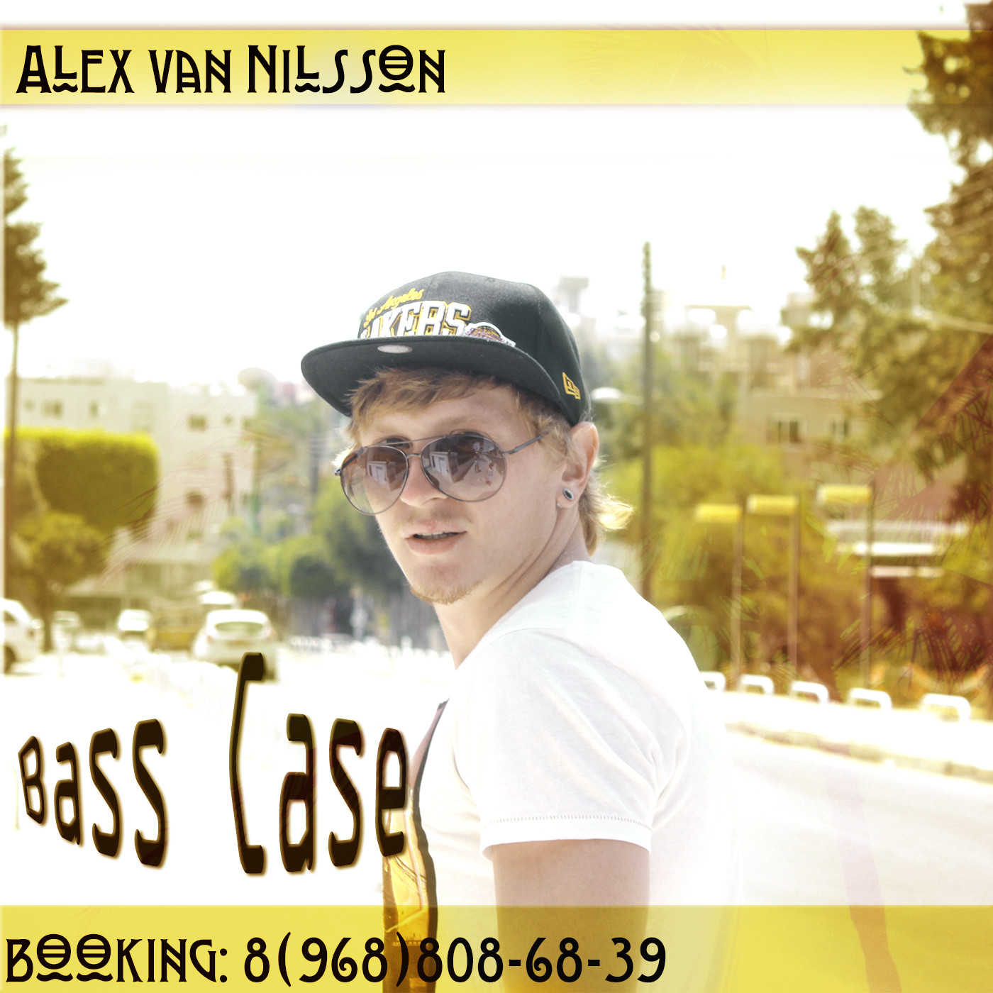 Dj Alex van Nilsson