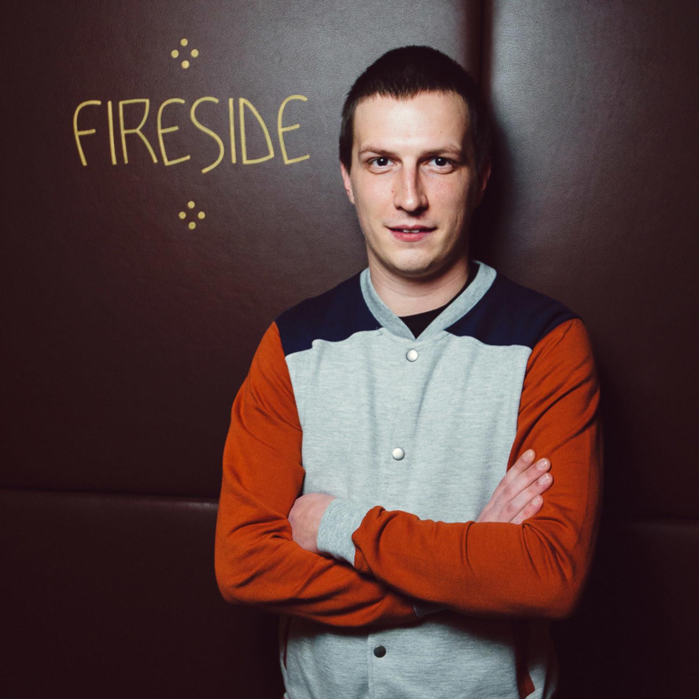 DJ Sergey Larsen (SSRadio_UK_London)