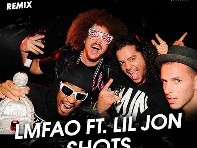 lmfao ft lil jon shots mp3 free download