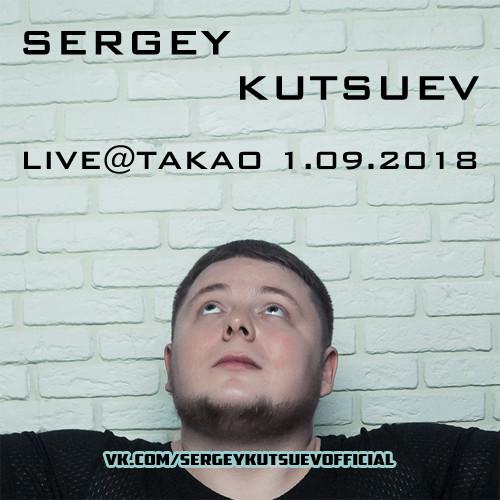 Sergey Kutsuev - Live Takao 1.09.2018 804ff9dd2860d