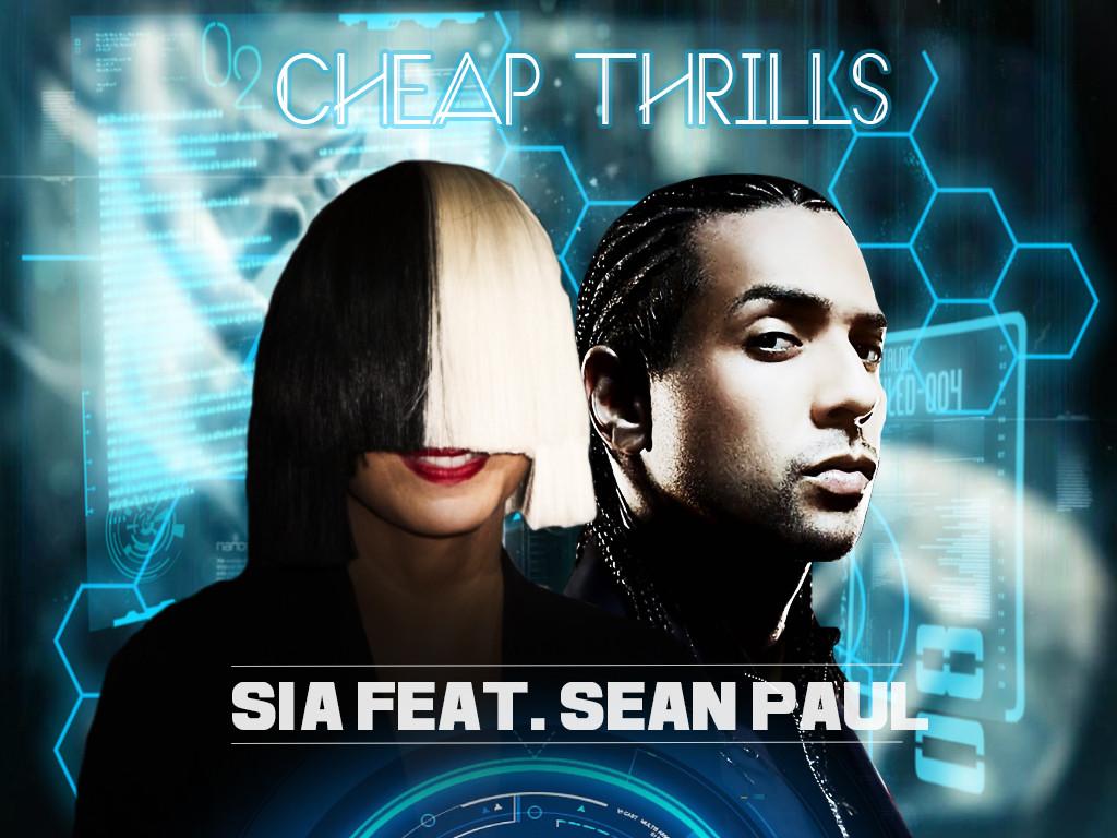 sia ft sean paul cheap thrills mp3 free download