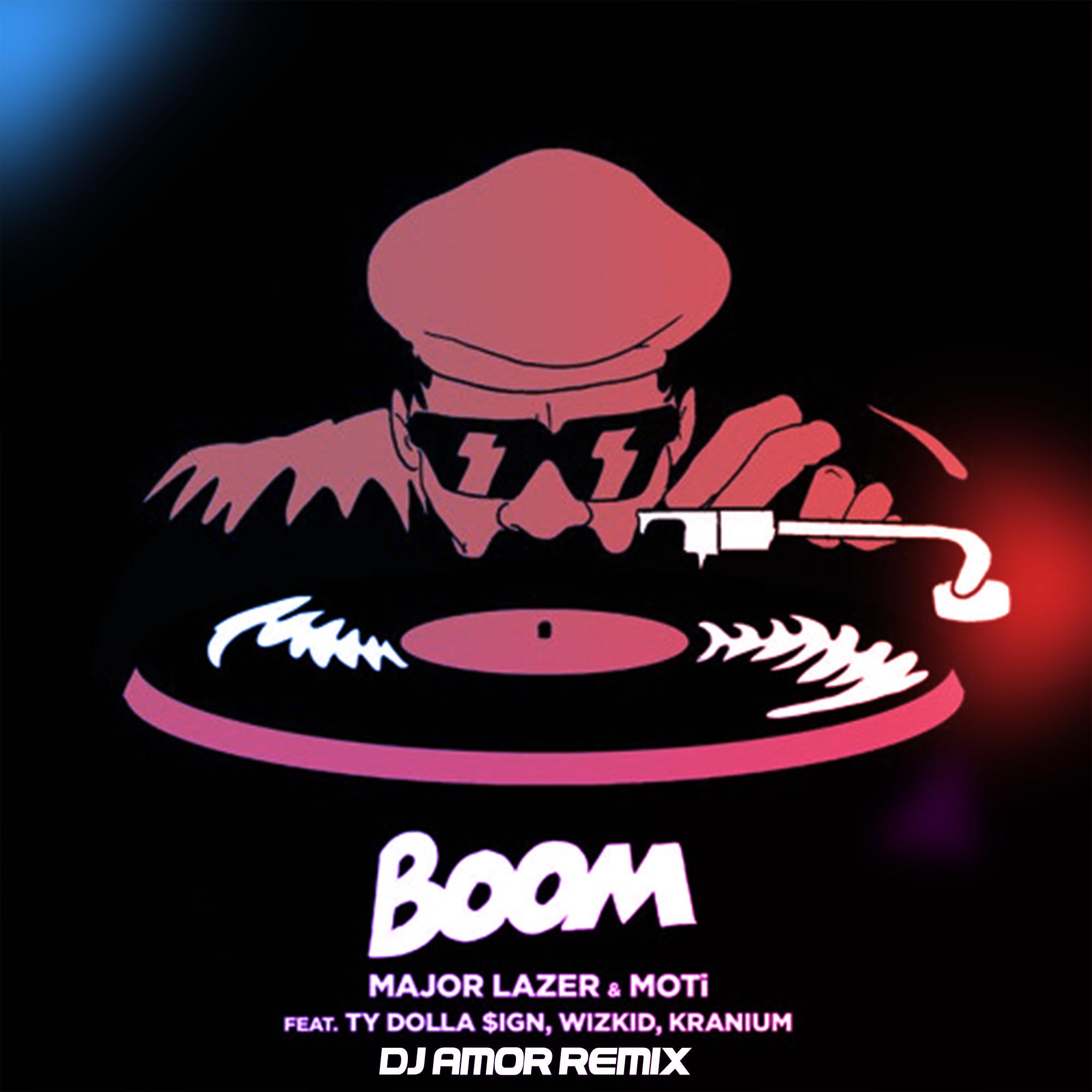 Major lazer boom скачать