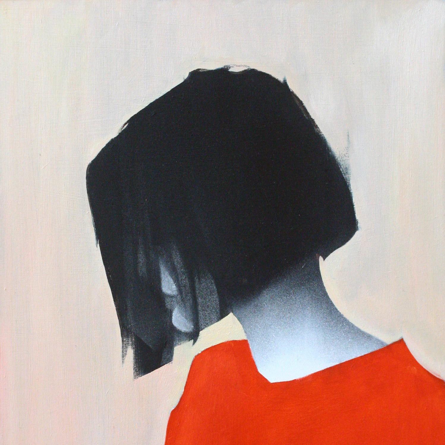 Фото девушек с каре рисунок