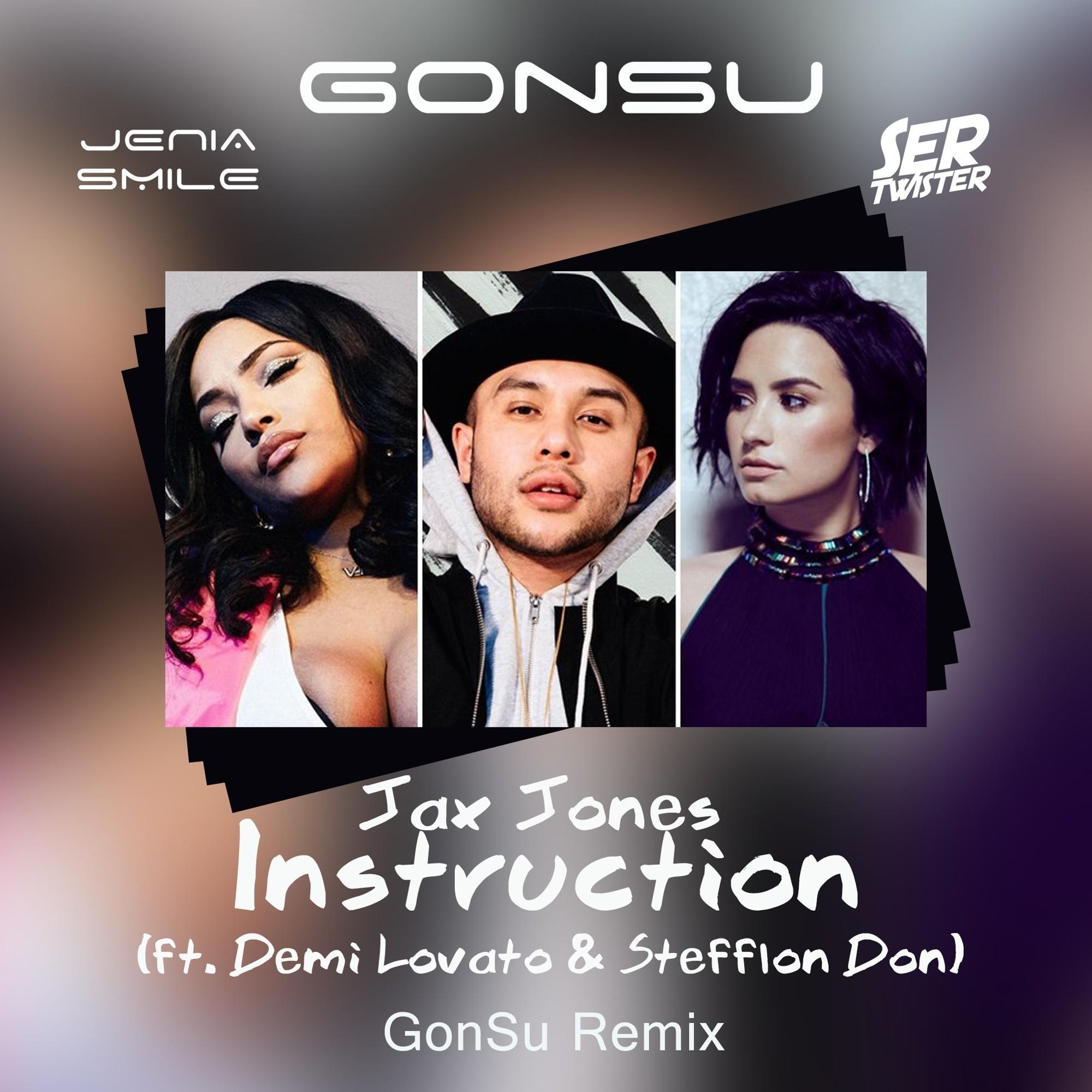 demi lovato instruction mp3 download