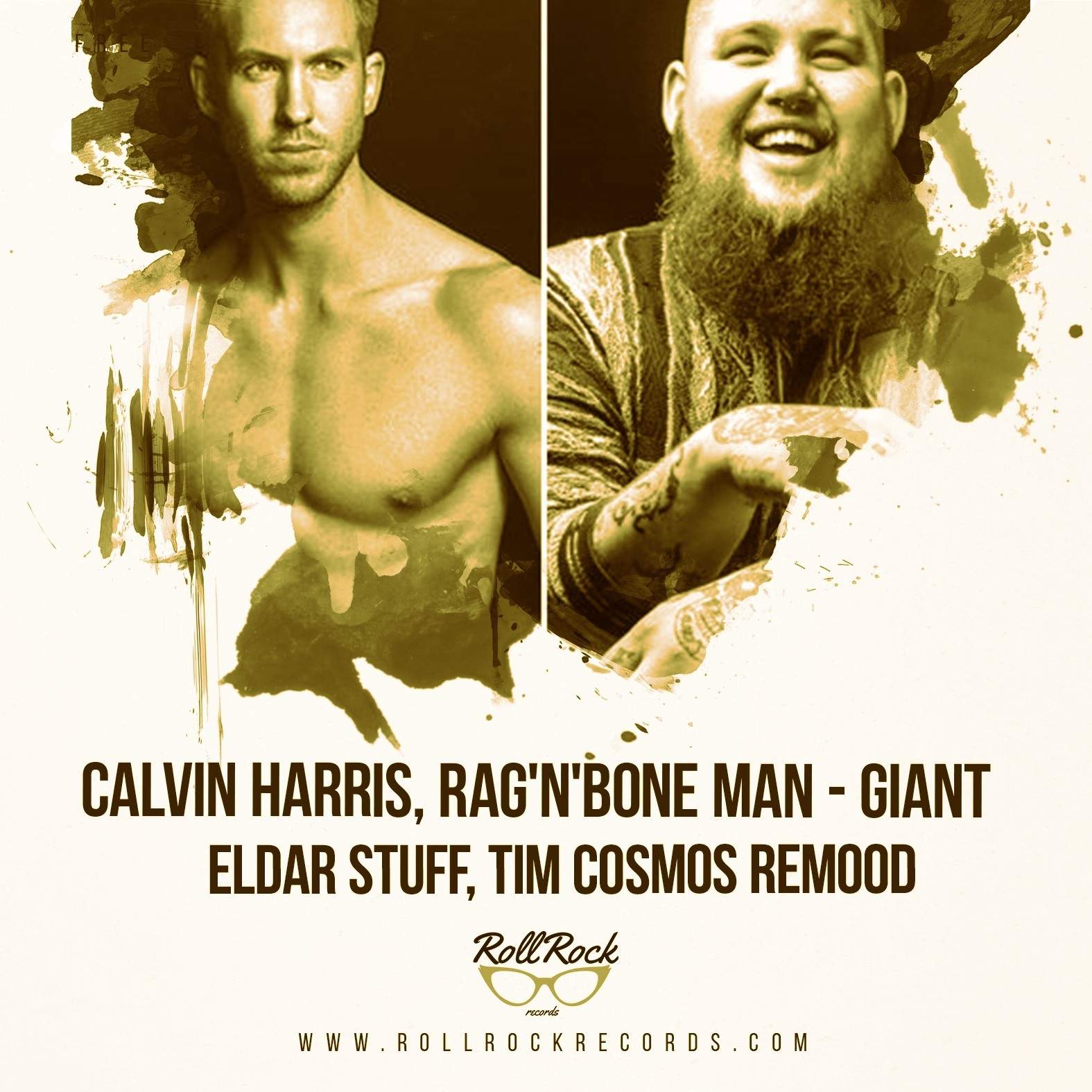 Calvin Harris, Rag'n'Bone Man - Giant (Eldar Stuff, Tim