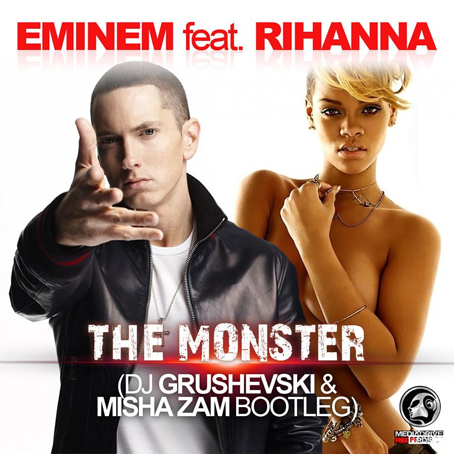 скачать песню rihanna eminem monster