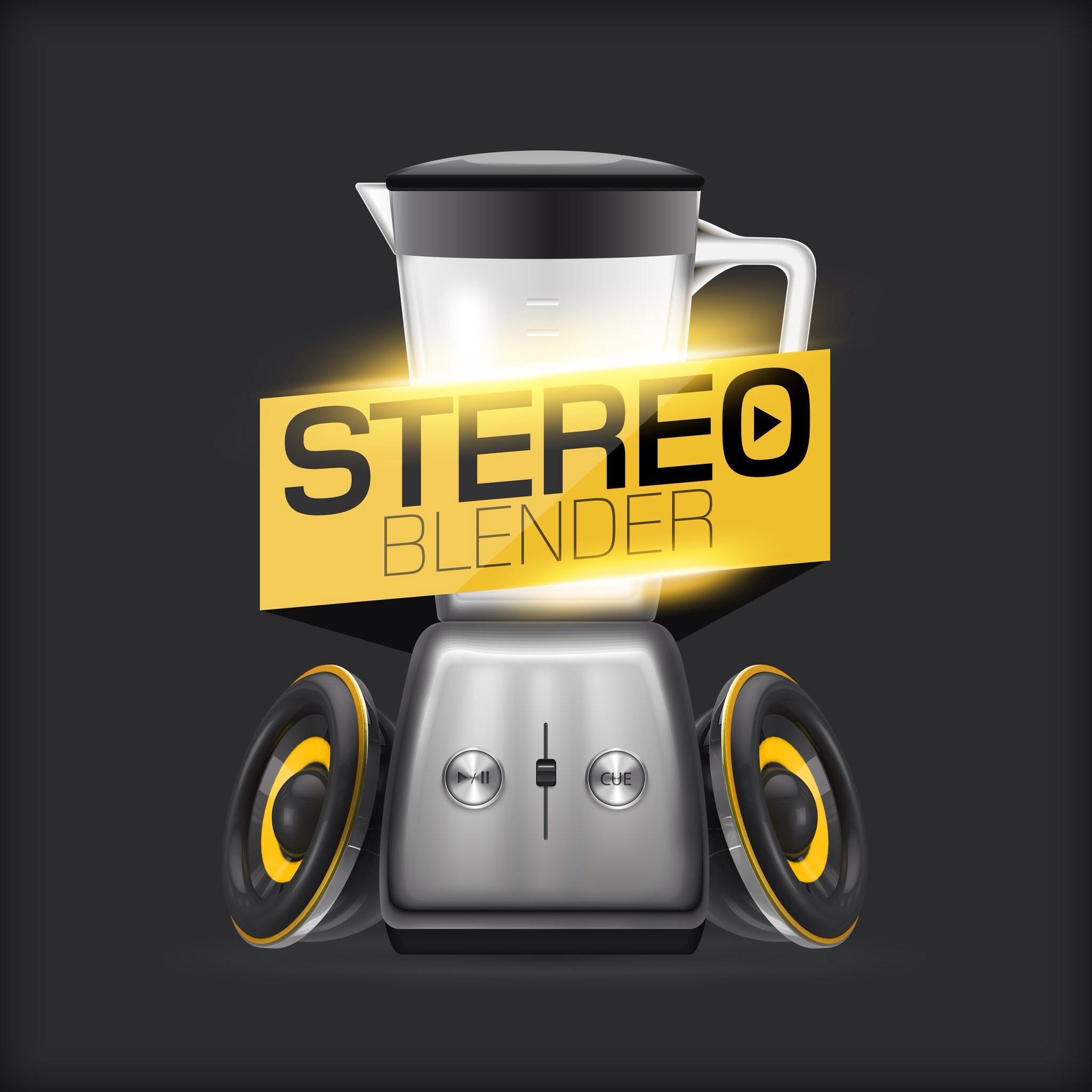 Stereo Blender (Sasha Tiger)