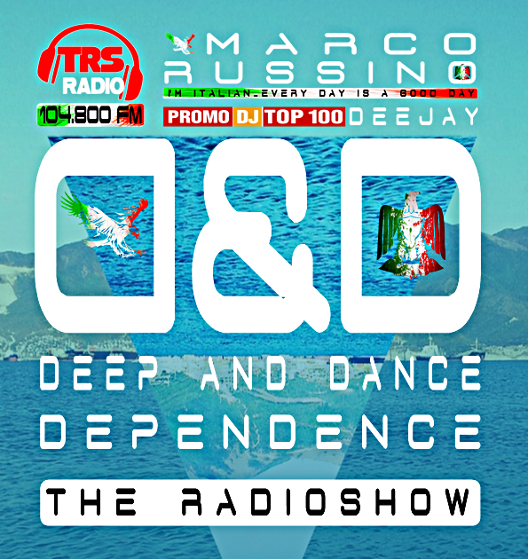 MARCO RUSSINO present DEEP & DANCE - THE RADIOSHOW - S2 #1