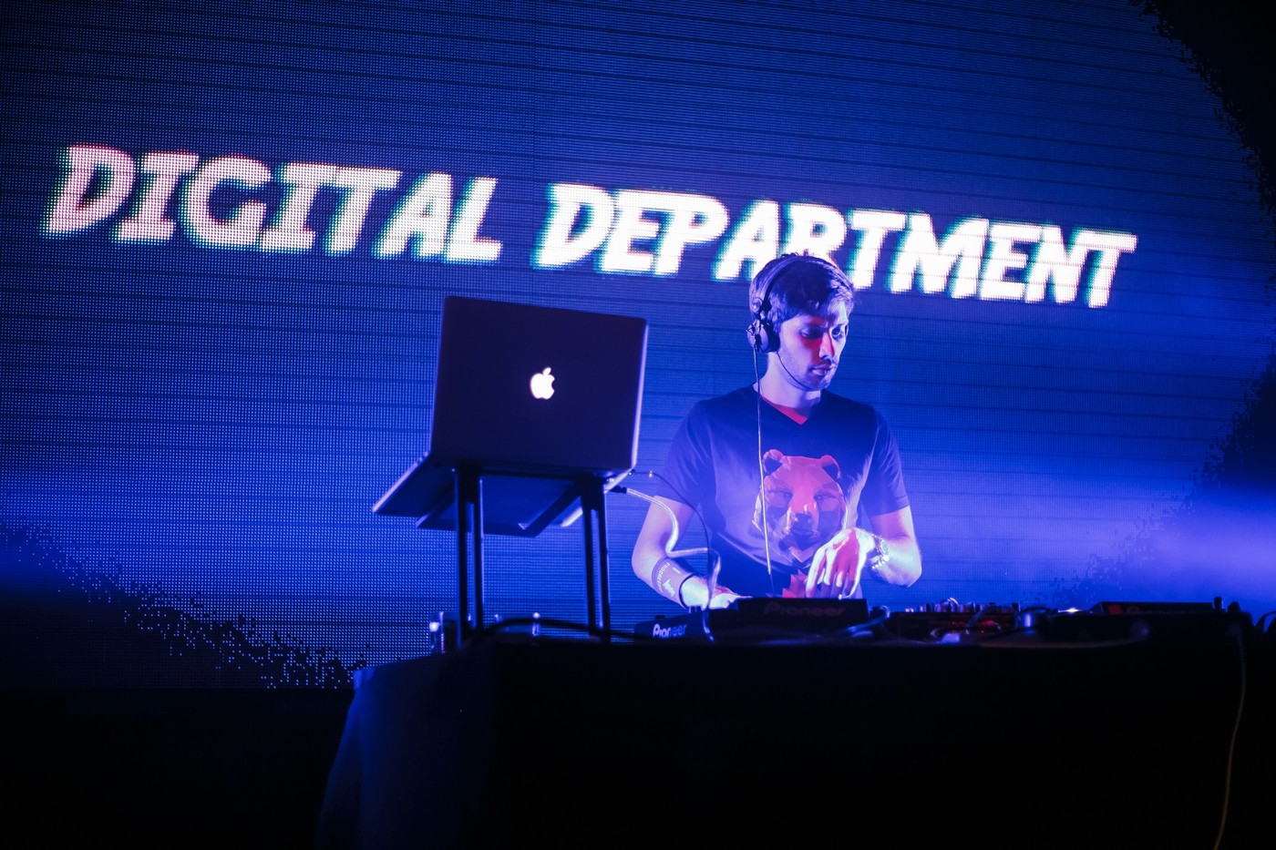 Digital Department(Frisky Radio)