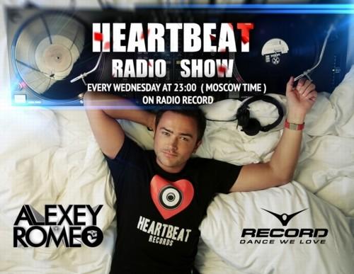 Alexey Romeo pres. HeartBeat RadioShow @ Radio Record