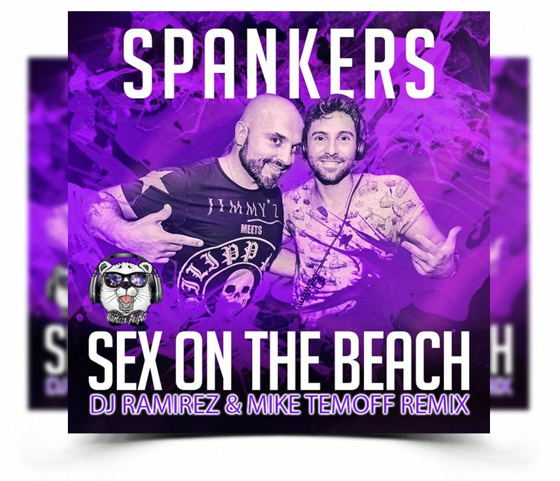 Spankers sex on the beach