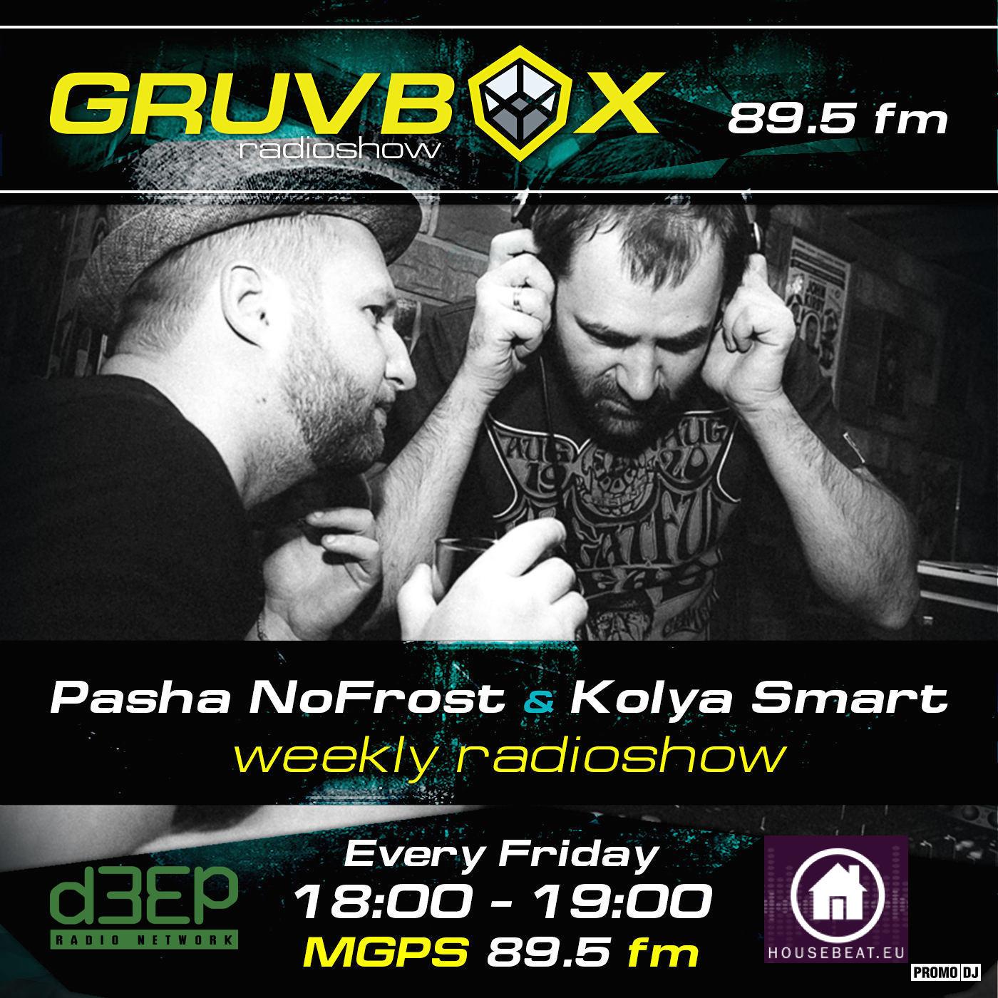 Pasha NoFrost & Kolya Smart