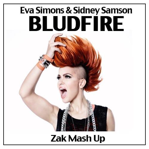 eva simons bludfire feat sidney samson смотреть клип