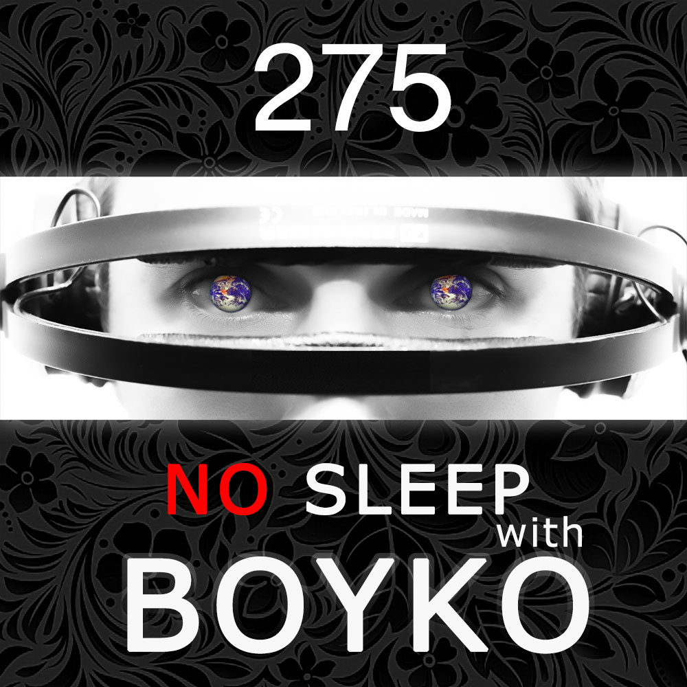 No Sleep with Dj Boyko