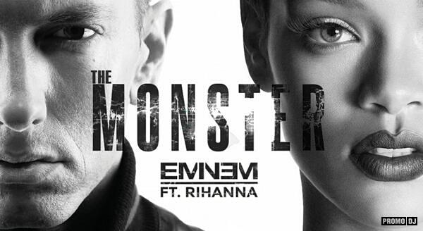 Eminem & rihanna the monster live youtube.