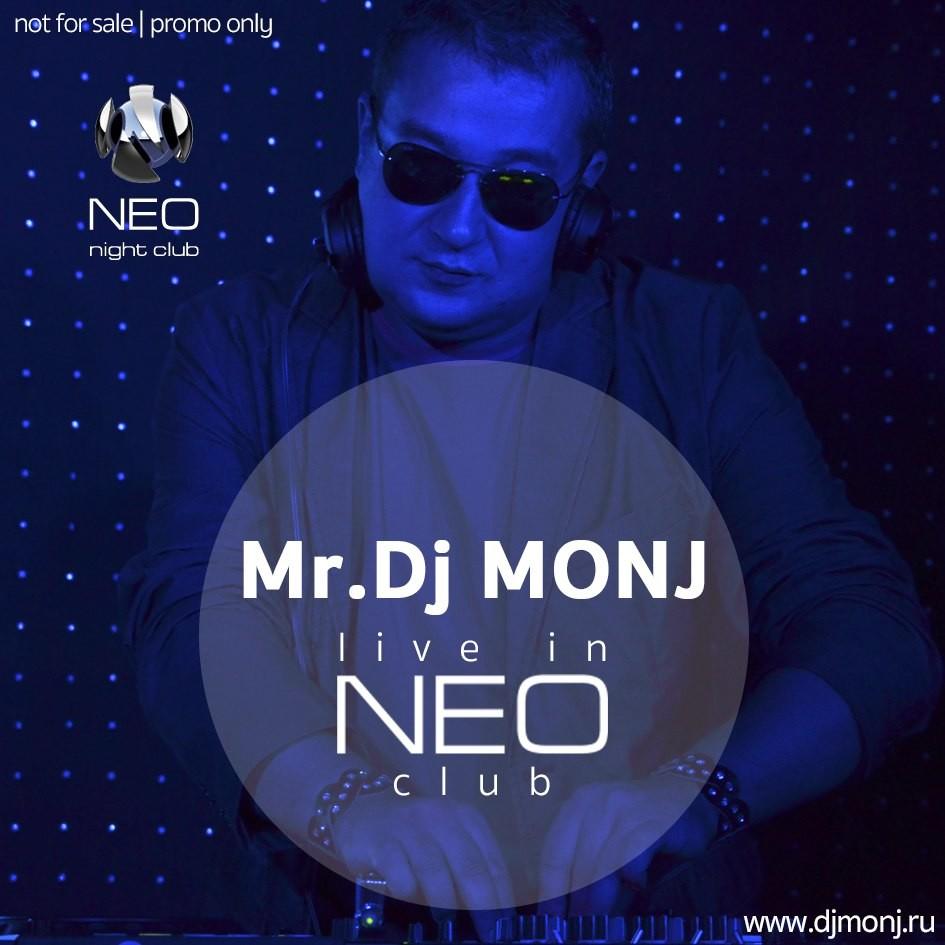 MR. DJ MONJ