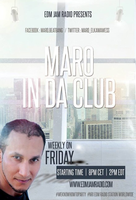 Feedback – DJ-MARO