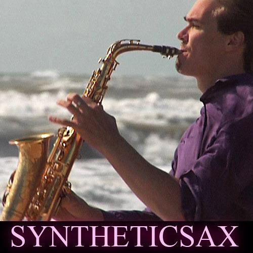 саксофонист SYNTHETICSAX