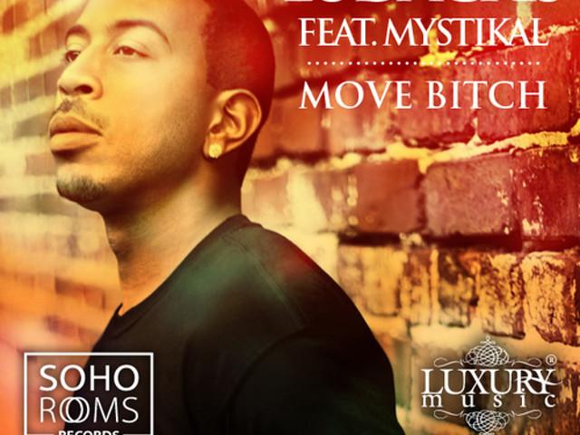 Ludacris feat  Mystikal - Move Bitch (Oleg Perets Booty Radio Mix