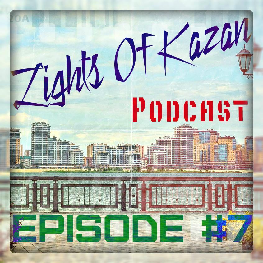 SkyRone - Lights Of Kazan Podcast #7 – SkyRone