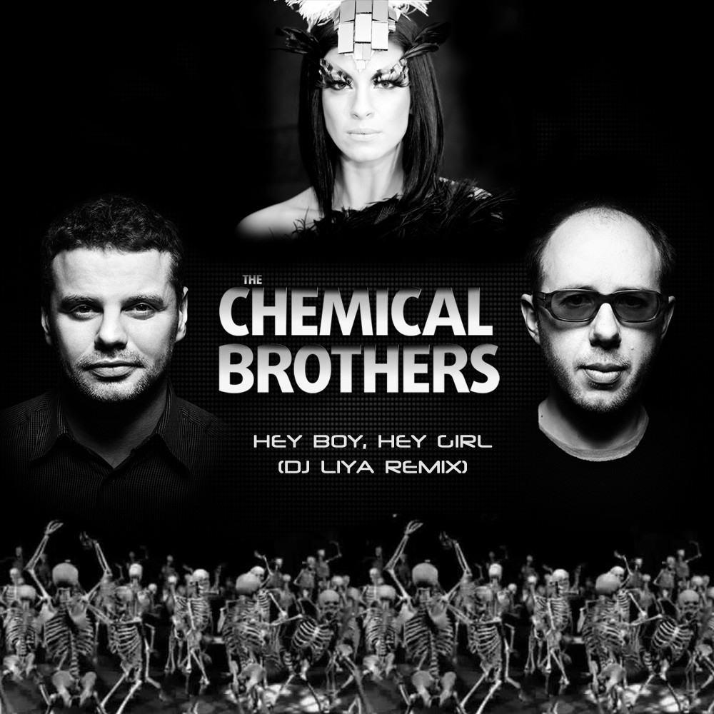 chemical brothers hey boy hey girl remix