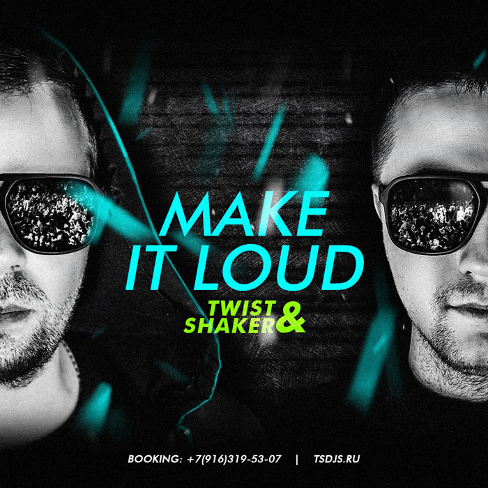 Twist & Shaker pres. podcast