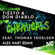 Tiesto & Don Diablo ft. Thomas Troelsen - Chemicals (Alex Hart Remix) [2017]