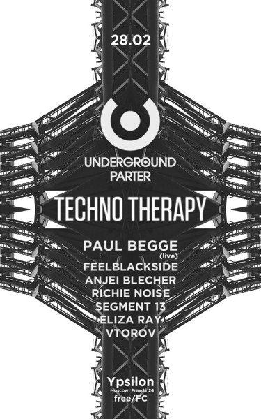 28.02 @ Techno Therapy @ Ypsilon