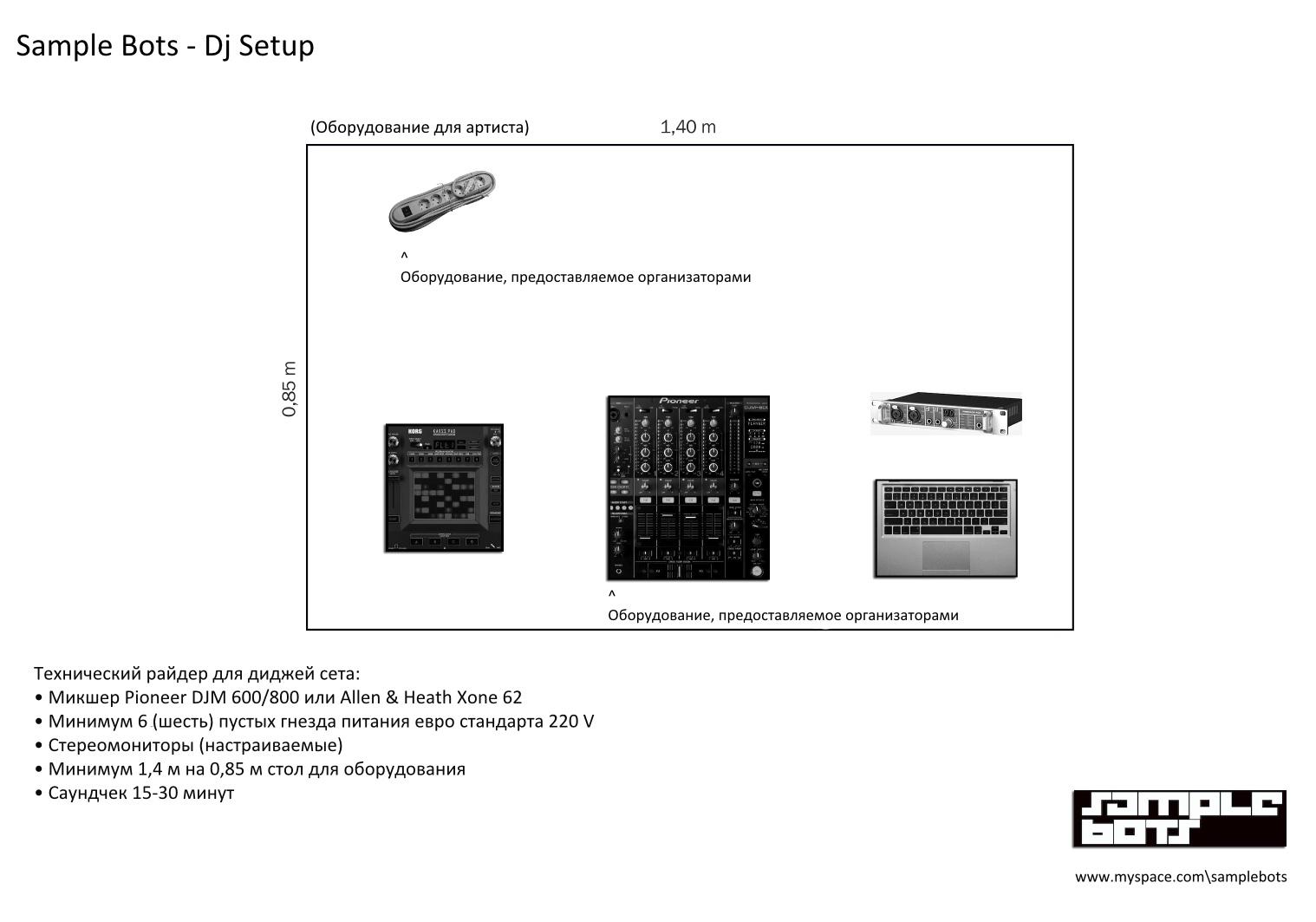 Sample bots sample bots dj setup tech rider rus 1706kb pronofoot35fo Image collections