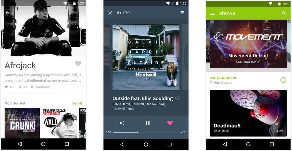 MIXED•NEWS — Beatport выпустили приложение для смартфонов