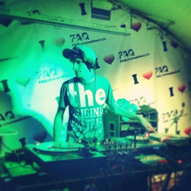 MASKVA DJ (DRUM N BASS STATION)