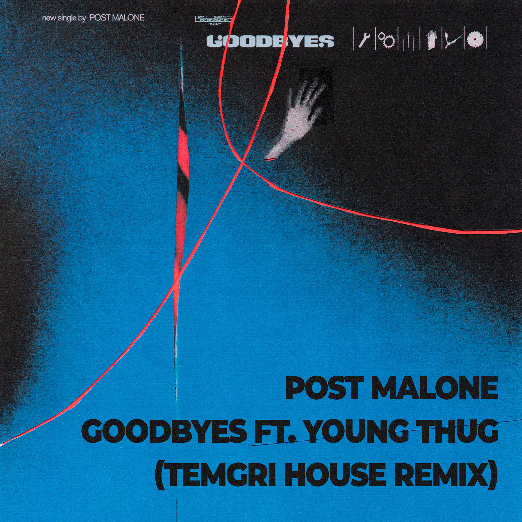 Post Malone - Goodbyes ft  Young Thug (Temgri House Remix