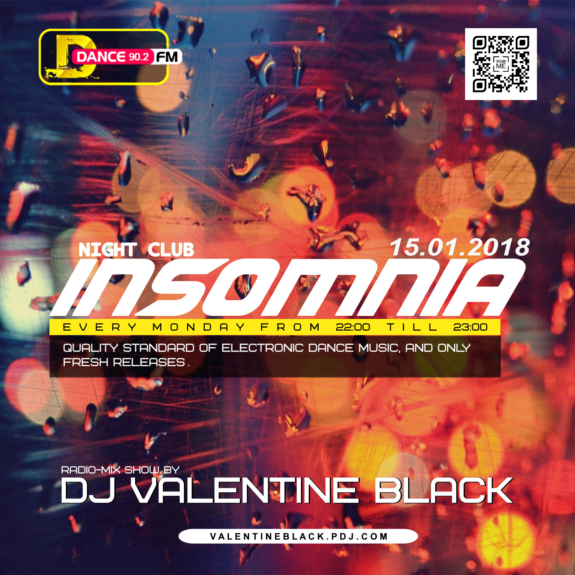 Dfm 90 2 night club insomnia dj for Insomnia house music