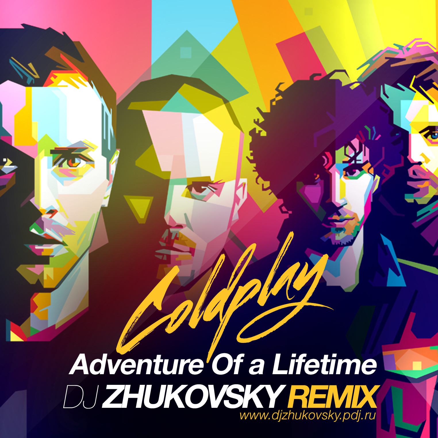 Taki Taki Rumba Mp3 Full Song Download: Adventure Of A Lifetime (Dj Zhukovsky Remix