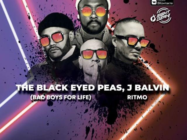 j balvin black eyed peas