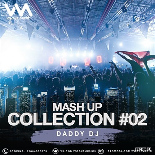 Daddy Dj - Mashup Collection #2 [2017]