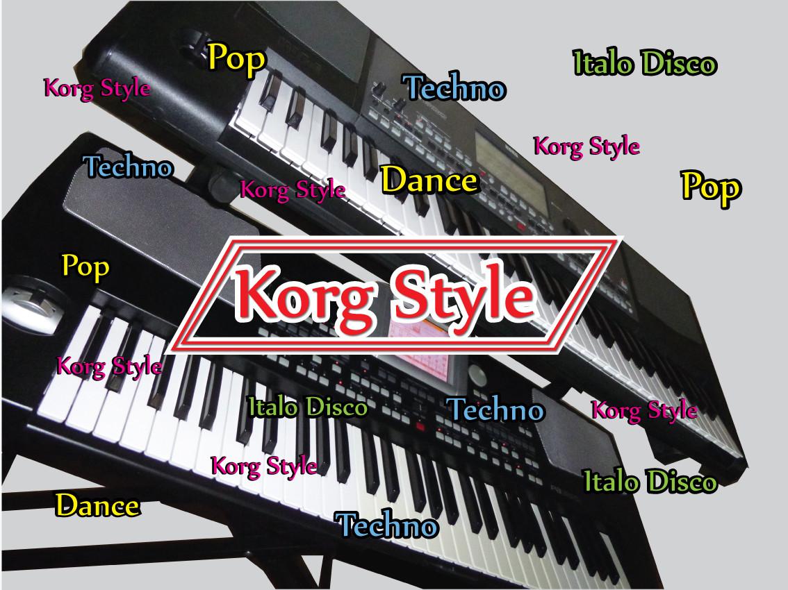 KorgStyle & Modern Talking-Do You Wanna (Korg Pa600) Remix