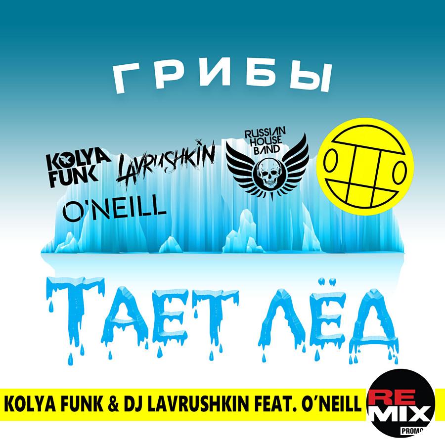 Грибы - Тает лёд (Kolya Funk & Lavrushkin feat. O'Neill Remix)