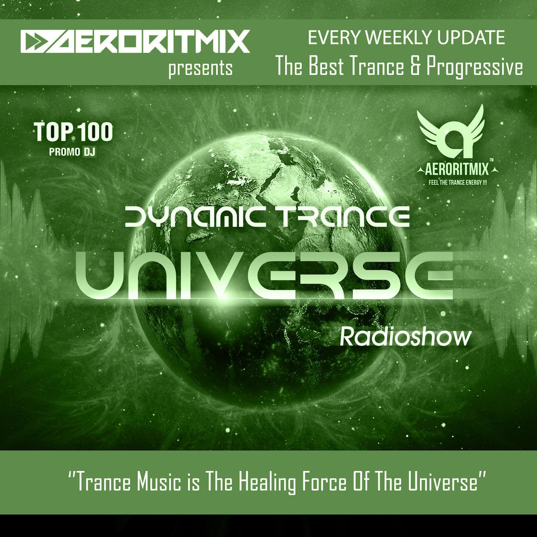 AeroRitmix - Dynamic Trance Universe # 129 [Paul Callings