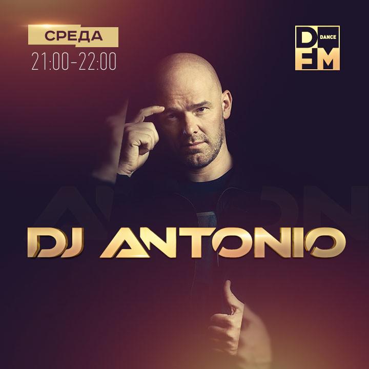 Dj Antonio - Dfm MixShow 192 #192