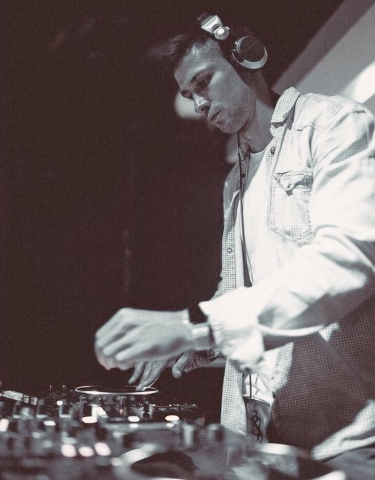 DJ YOZH - Oblaka june'18