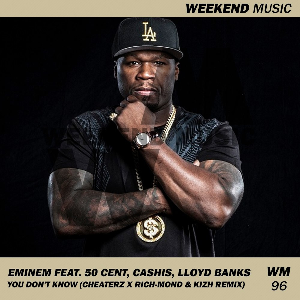 special for shoe detailed pictures famous brand Eminem feat. 50 Cent, Cashis, Lloyd Banks - You Don't Know ...