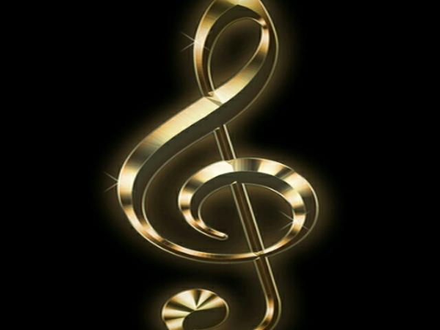 Гифы скрипичный ключ