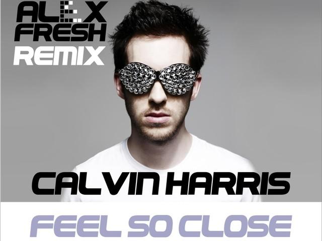 calvin harris feel so close - 640×480