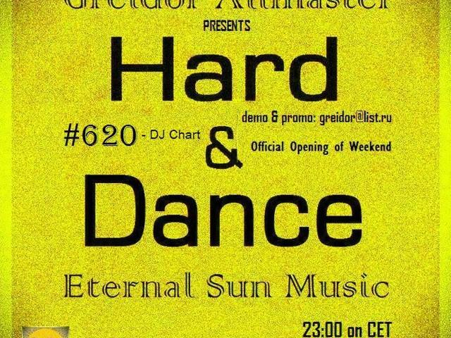 Hard & Dance #620 (DJ Chart of Summer) (ESM Show) on[DI-FM
