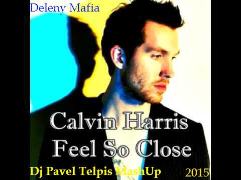 calvin harris feel so close - 500×500