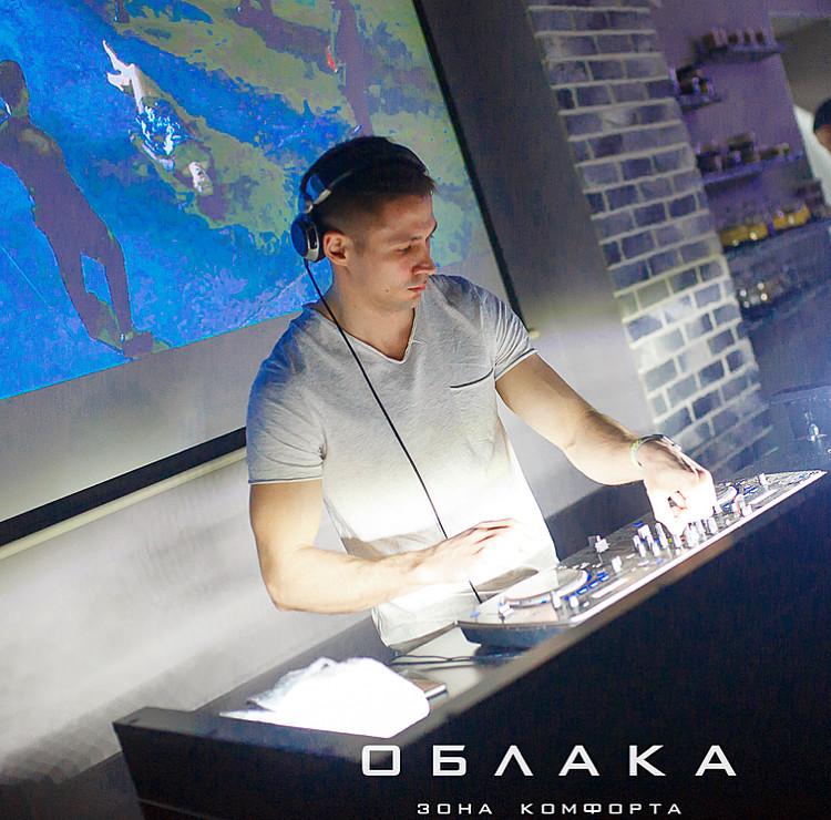 dj Yozh - live set FEBRUARY'18 Oblaka 24.02.18 (Liners)