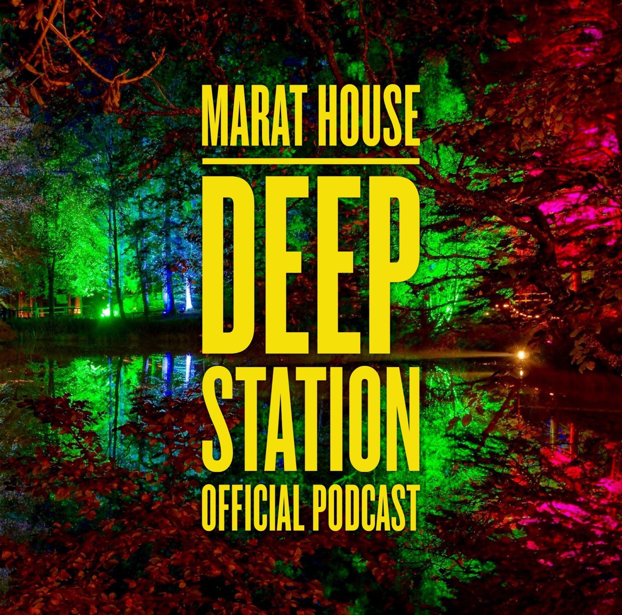 Marat house deep station 36 2016 marat house for Deep house 2000
