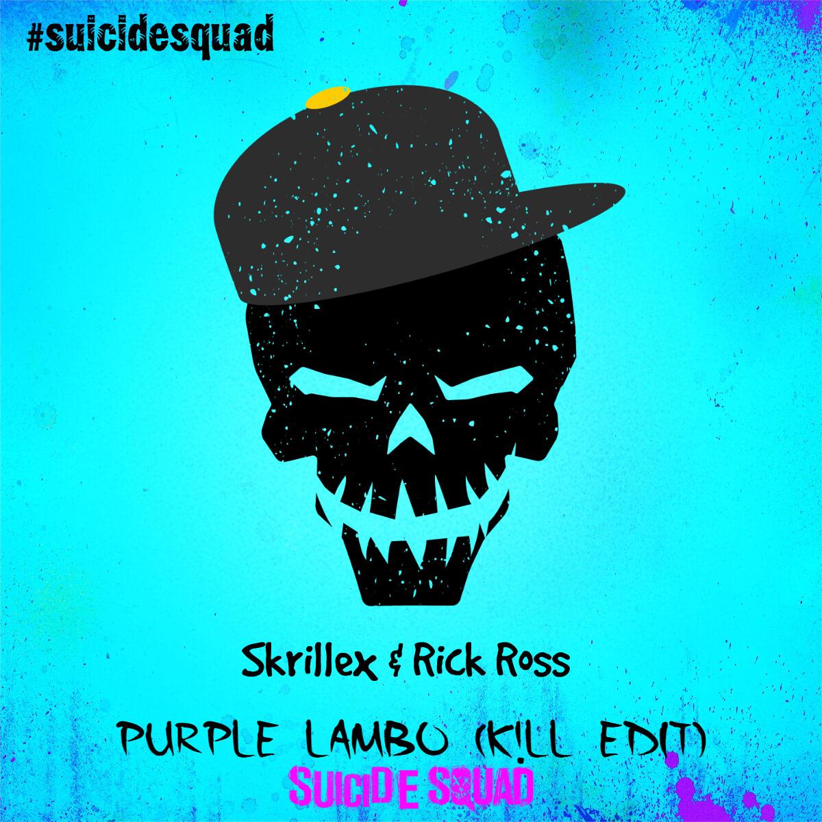 Skrillex Rick Ross Purple Lambo K Ll Edit K Llbeatz